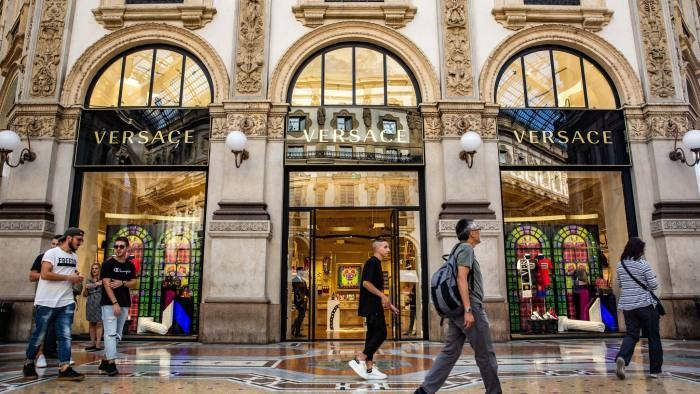 Consolidation in the luxury industry: acquisition of Versace by Michael Kors